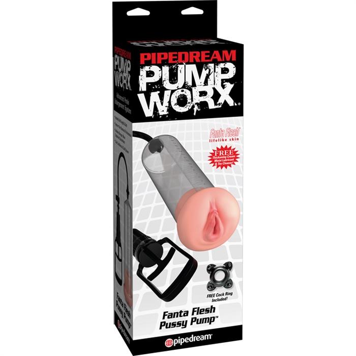 FANTA FLESH PUSSY PUMP NOIR